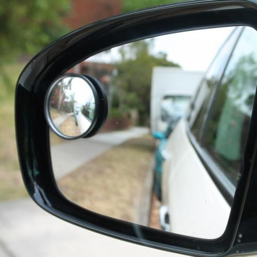 Blind Spot & Round Mirror Adjustable Blind Spot Mirror Convex