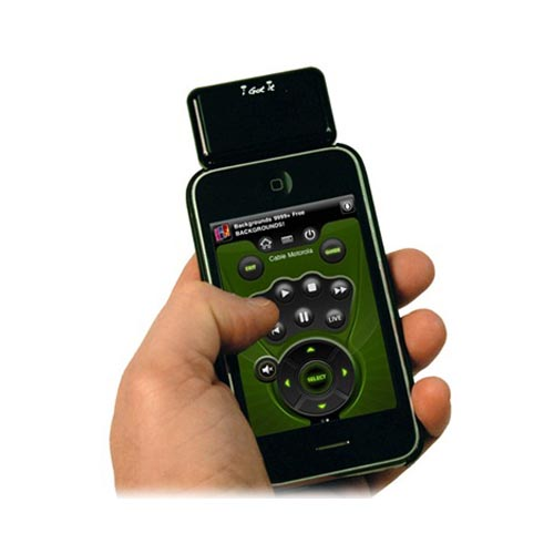 I-Got-Control Apple iPad/iPhone/iPod Remote Controller – Black