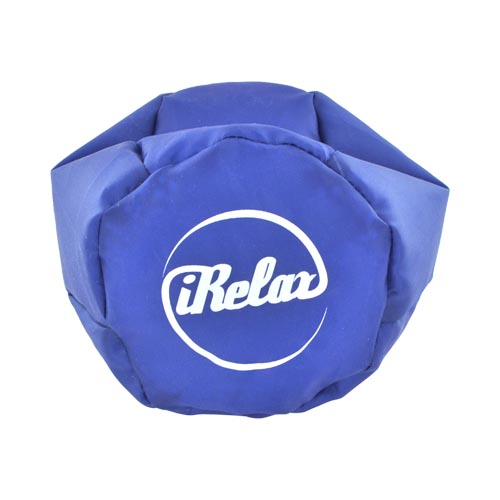 iRelax Universal Bean Bag Stand - Blue