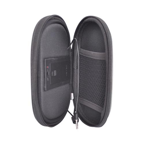 Original iLuv Apple iPod/iPhone/MP3 Portable Speaker Case, ISP110BLK - Black