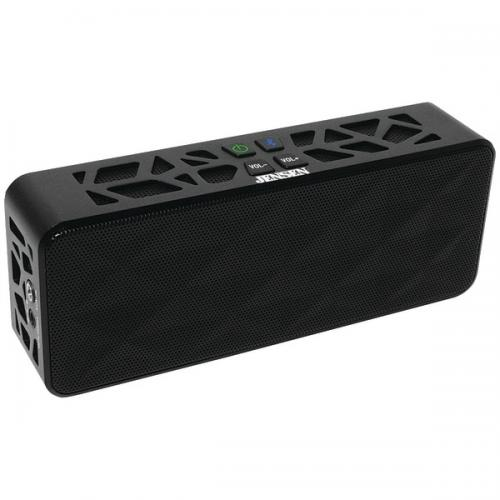 JENSEN SMPS-650 Portable Bluetooth(R) Rechargeable Speaker