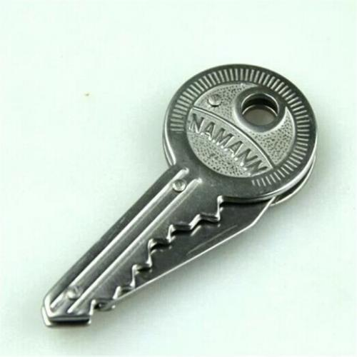 Stainless Steel Multi-Function Mini Key Folding Knife
