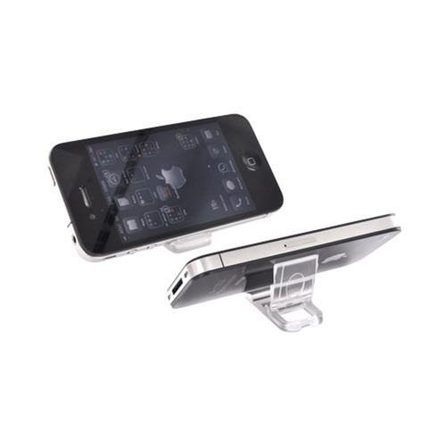 Clear Universal Portable Keychain Kick Stand - Buy 1, Get 2 FREE! (Must add 3 to cart)