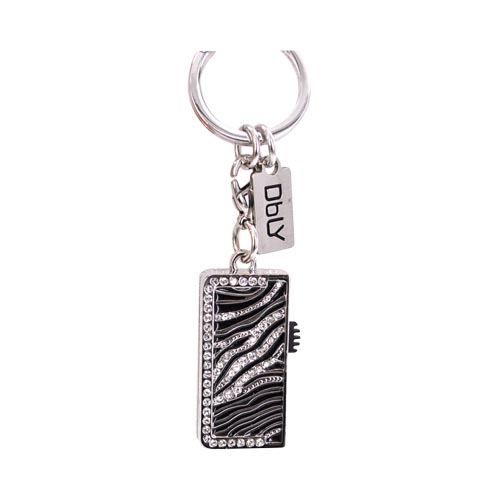 Original DBLY 4GB Flash Drive, L1105-S4 - Silver Leopard