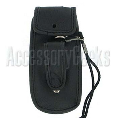 BLACKBERRY 7100 LEATHER CASE