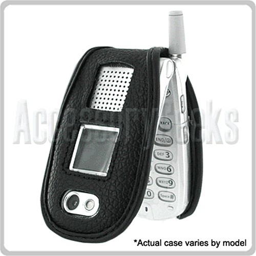 LG VX-3200 Leather Case