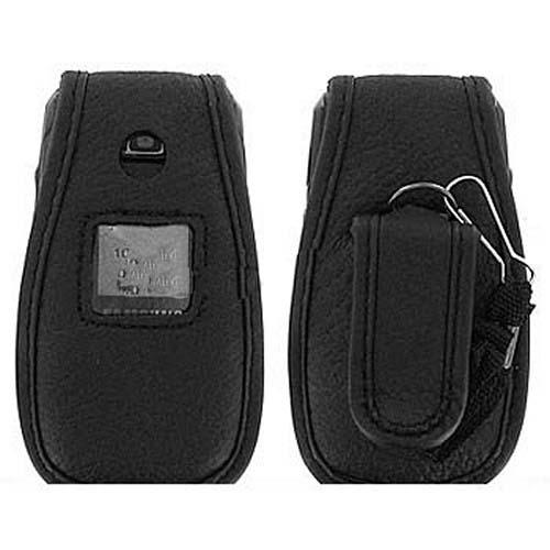 Samsung M300 Leather Case - Black