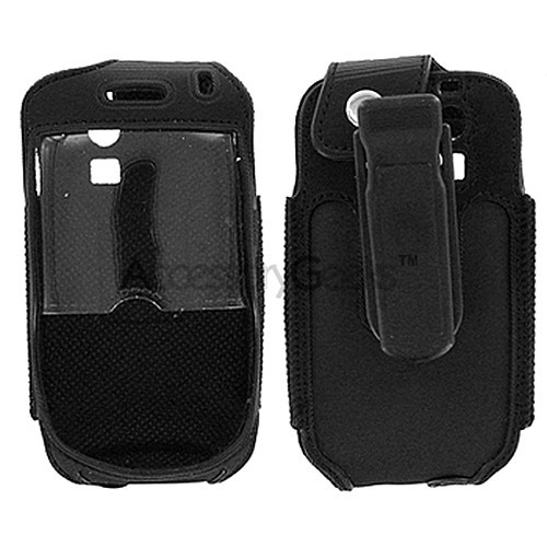 Blackberry Curve 8330, 8320, 8310, 8300 Cyber Case - All Black