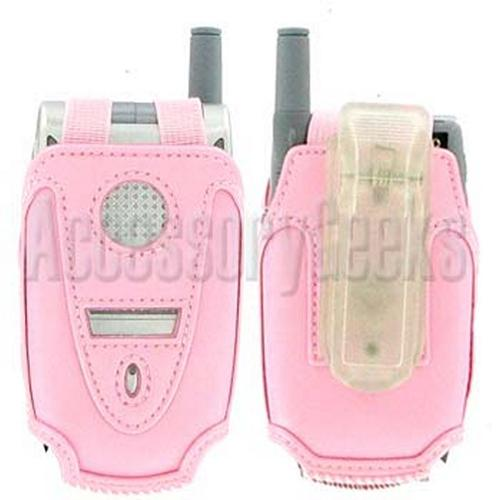 Sanyo 2300 Baby Pink Cyber Case