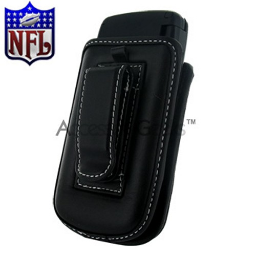 NFL Licensed Vertical Cell Phone Pouch w/ Belt Clip - Washington Red Skins