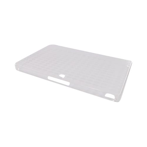 Blackberry PlayBook Crystal Silicone Case - Argyle Clear
