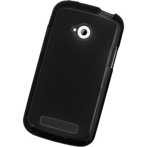 Black Crystal Silicone TPU Skin for Blu Tank 4.5
