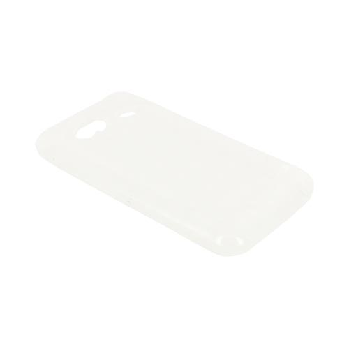 HTC Droid Incredible 4G Crystal Silicone Case - Argyle Clear