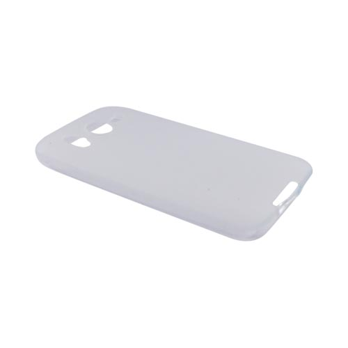 HTC Inspire 4G Crystal Silicone Case - Frost White