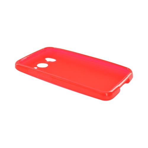 HTC Inspire 4G Crystal Silicone Case - Red