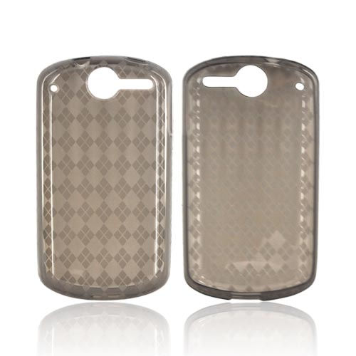 AT&T Impulse 4G Crystal Silicone Case - Argyle Smoke