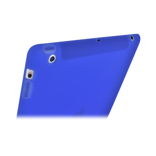 Apple iPad 2/3/4 Silicone Case - Blue