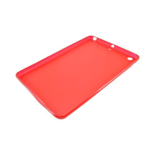 Apple iPad Mini Crystal Silicone Case - Red