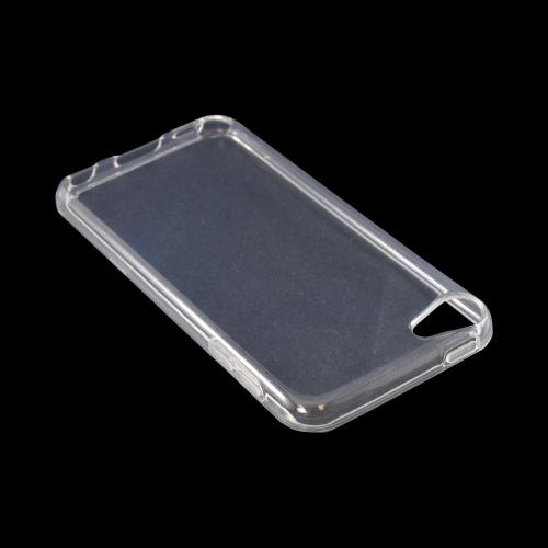 Apple iPod Touch 5 Crystal Silicone Case - Transparent Clear