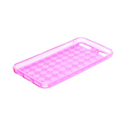 Apple iPod Touch 5 Crystal Silicone Case - Hot Pink