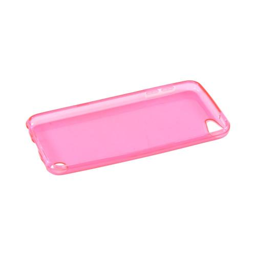 Apple iPod Touch 5 Crystal Silicone Case - Pink