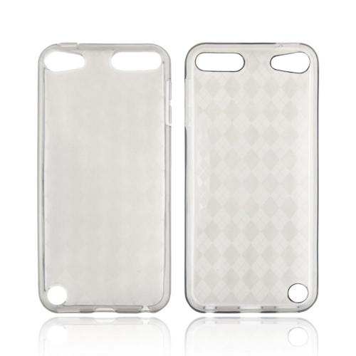 Apple iPod Touch 5 Crystal Silicone Case - Smoke