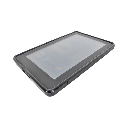 Amazon Kindle Fire Crystal Silicone Case - Black S