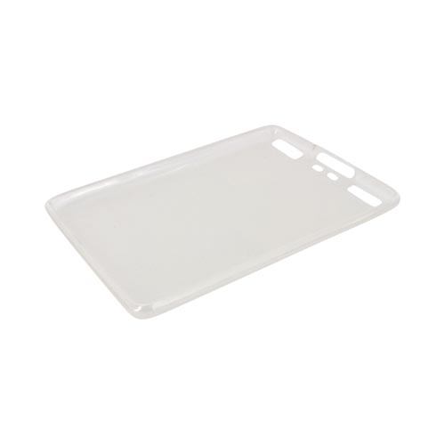 Amazon Kindle Touch Textured Crystal Silicone Case - Clear