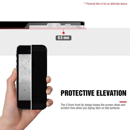 Kyocera Hydro Wave Case, [Clear] Slim & Flexible Crystal Silicone TPU Protective Case