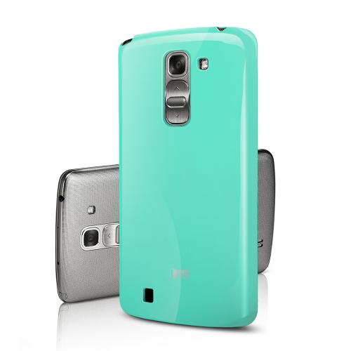 Mint Exclusive RED SHIELD Anti-Slip TPU Crystal Silicone Case + Free Screen Protector for LG G Pro 2