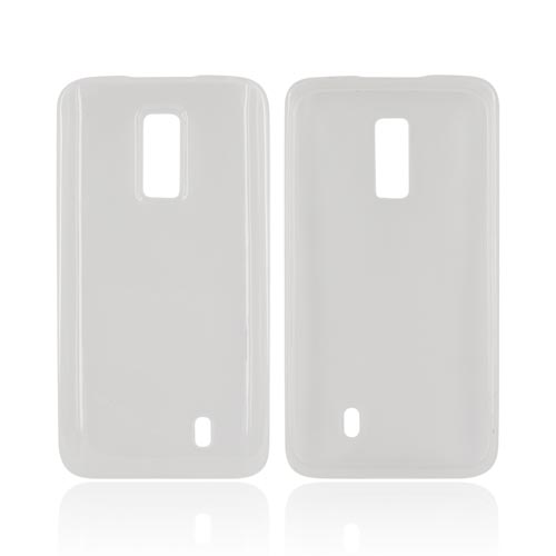 LG Spectrum Crystal Silicone Case - Clear