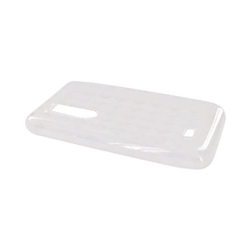 LG Thrill 4G Crystal Silicone Case - Clear