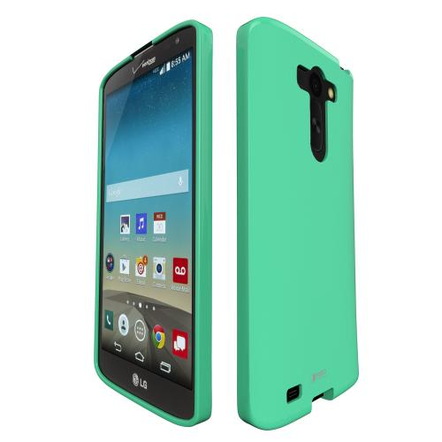 Black REDShield LG G Vista Flexible Crystal Silicone TPU Case - Conforms To Your Phone Without Stretching Out!