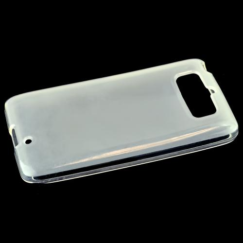 Frost Clear Crystal Silicone Skin Case for Motorola Droid Mini
