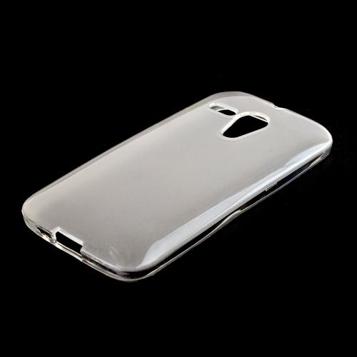 Clear Crystal Silicone Skin Case for Motorola Moto G