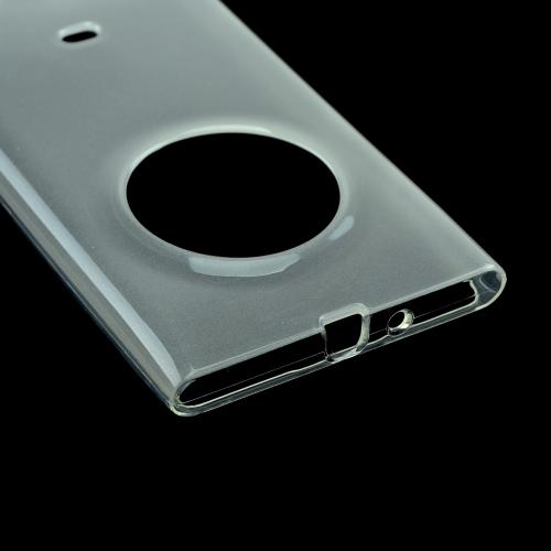 Clear Crystal Silicone Skin Case for Nokia Lumia 1020