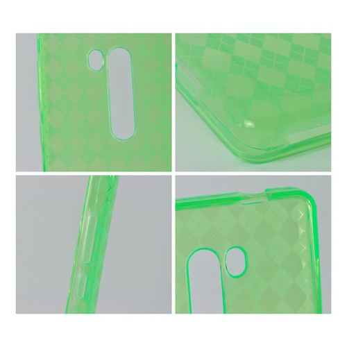 Argyle Green Crystal Silicone Case for Nokia Lumia 810