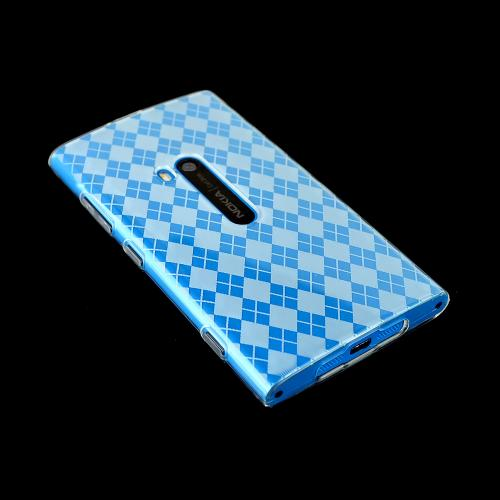 Nokia Lumia 920 Crystal Silicone Case - Transparent Clear