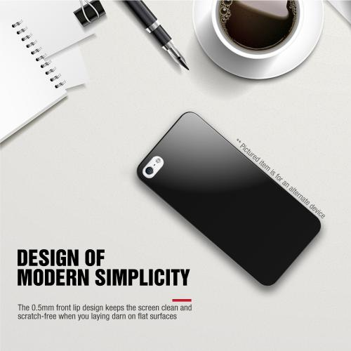 OnePlus Two Case, [Black] Slim & Flexible Crystal Silicone TPU Protective Case