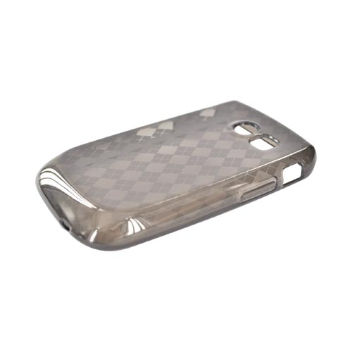 Samsung Freeform 2 R360 Crystal Silicone Case - Smoke
