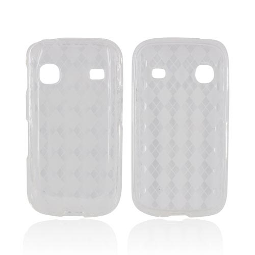 Samsung Repp Crystal Silicone Case - Argyle Clear