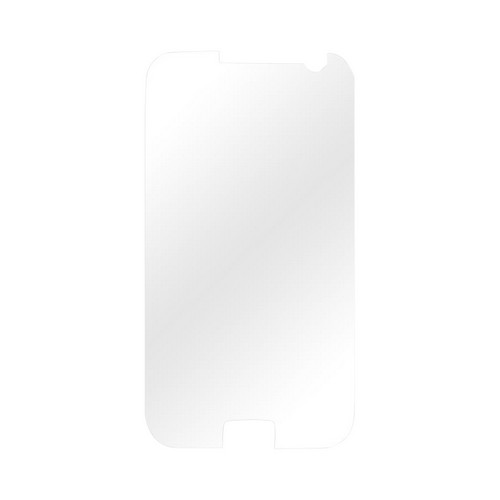 Transparent Clear Anti-Microbial Premium Screen Protector for Samsung Galaxy Note 2 (2 Pack)