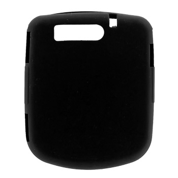 Verizon Blitz Silicone Case, Rubber Skin - Black