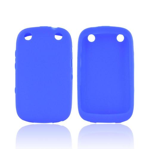 BlackBerry Curve 9310/9320 Silicone Case - Blue