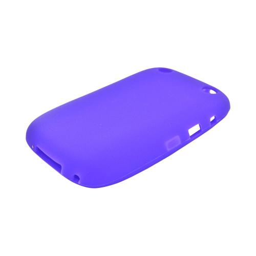 BlackBerry Curve 9310/9320 Silicone Case - Purple