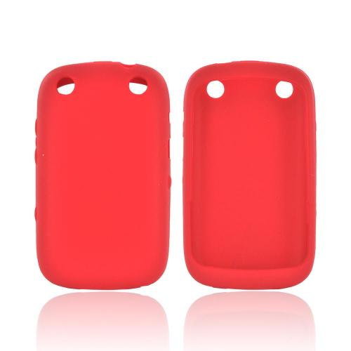 BlackBerry Curve 9310/9320 Silicone Case - Red