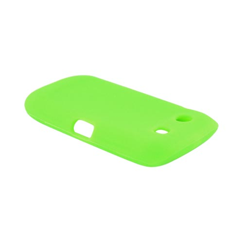 Blackberry Torch 9850 Silicone Case - Green