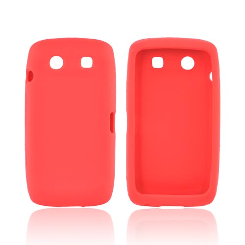 Blackberry Torch 9850 Silicone Case - Red