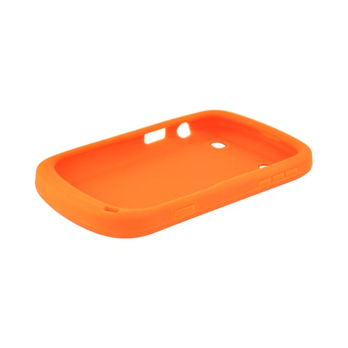 Blackberry Bold 9900, 9930 Silicone Case - Orange
