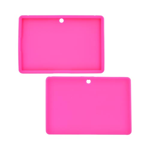 Blackberry PlayBook Silicone Case - Hot Pink